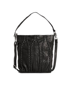 Levie Leather Hobo