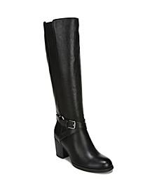 Soul Timber Wide Calf High Shaft Boots