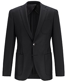 BOSS Men's Raye Extra-Slim-Fit Jacket