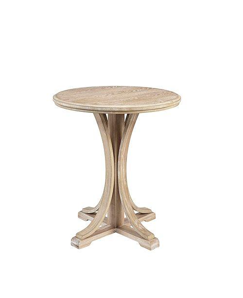 Martha Stewart Collection Martha Stewart Fatima Side Table