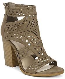 Fergalicious Vellum City Dress Sandals