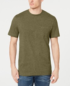 Club Room Men's Performance Pocket T-Shirt, Created for Macy's