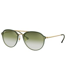 Sunglasses, RB4292N 62 BLAZE DOUBLEBRIDGE