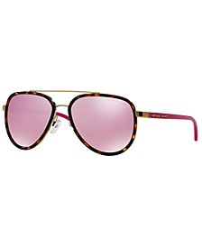 Sunglasses, MK5006 57 PLAYA NORTE