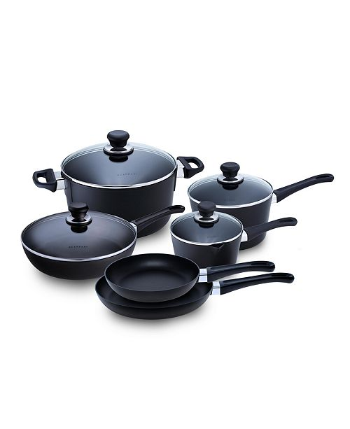 SCANPAN Classic Induction 10-Pc. Cookware Set