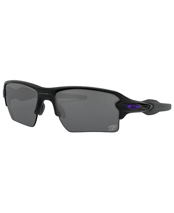 Oakley NFL Collection Sunglasses, Baltimore Ravens OO9188 59 FLAK 2.0 XL