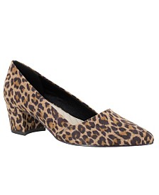 Easy Street Temple Pumps