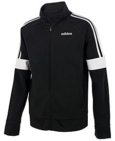adidas Big Boys Track Jacket