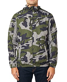 Men's Motch Camo Windbreaker