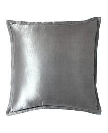 Metallic Stitch European Sham