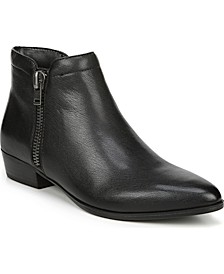 Claire Leather Booties