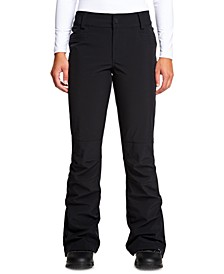 Juniors' Creek Fleece-Lined Ski Pants