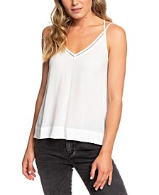 Juniors' Evening Sand Strappy Top