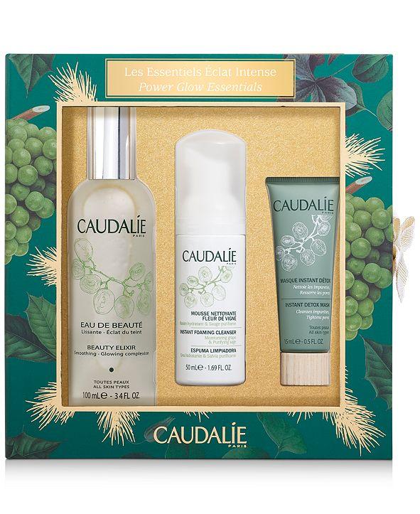 Caudalie 3-Pc. Beauty Elixir Power Glow Essentials Set
