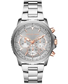 Men's Chronograph Cortlandt Stainless Steel Bracelet Watch 42mm