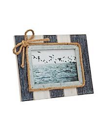 "Rope Bow Beach Frame - 4"" x 6"""