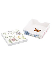 Butterfly Meadow Kitchen Napkin Holder, Created for Macy's