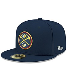 Denver Nuggets Basic 59FIFTY Fitted Cap