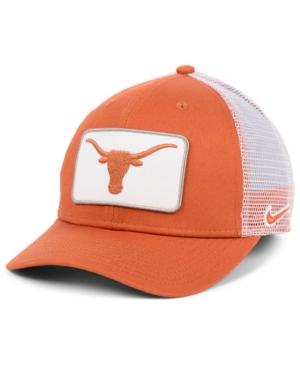 Nike Texas Longhorns Patch Trucker Snapback Cap