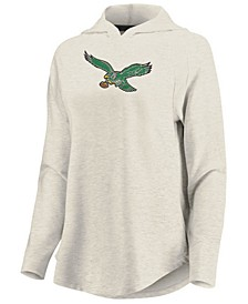 Women's Philadelphia Eagles French Terry Pullover
