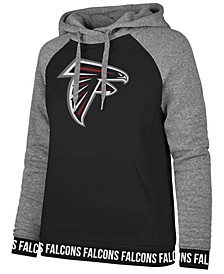 Women's Atlanta Falcons Revolve Hooded Sweatshirt