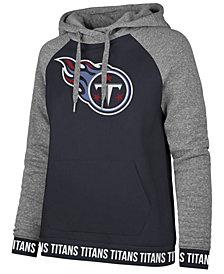 '47 Brand Women's Tennessee Titans Revolve Hooded Sweatshirt