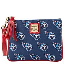 Tennessee Titans Saffiano Stadium Wristlet
