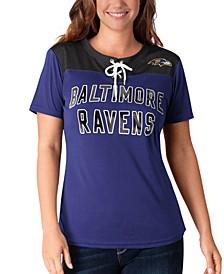 Women's Baltimore Ravens Wildcard Jersey T-Shirt