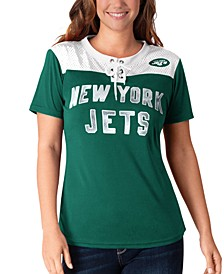 Women's New York Jets Wildcard Jersey T-Shirt