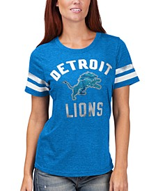 Women's Detroit Lions Extra Point T-Shirt