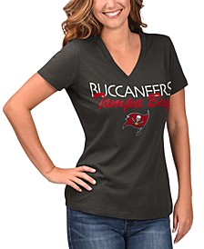 Women's Tampa Bay Buccaneers Teamwork T-Shirt