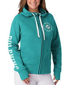 Women's Miami Dolphins Fanfare Hoodie