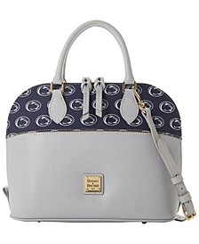 Penn State Nittany Lions Saffiano Zip Satchel