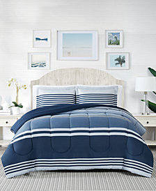 Cole Stripe 3-Pc. Comforter Mini Set