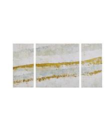 Madison Park Desert Waves Printed Canvas 3 Piece Set