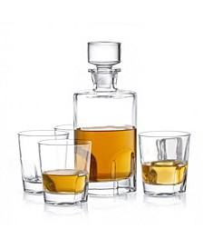 Carina Whiskey Decanter Set of 5
