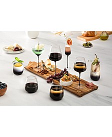 Black Swan Glassware Collection