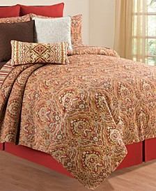 Mirabelle Full Queen Quilt Set