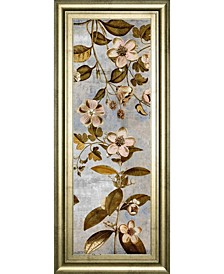 "Romantica Panel II by Emma Hill Framed Print Wall Art, 18"" x 42"""