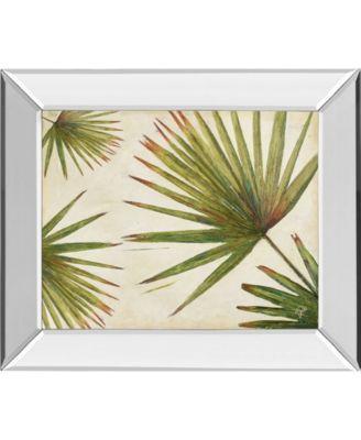 "Organic II by Patricia Pinto Mirror Framed Print Wall Art, 22"" x 26"""