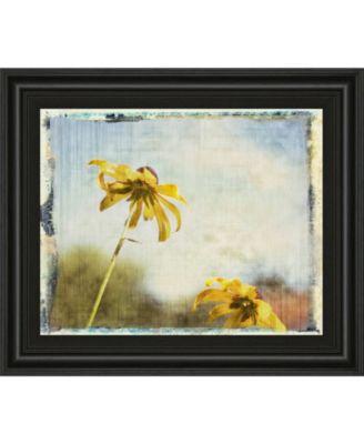"Blackeyed Susan's II by Meghan Mcsweeney Framed Print Wall Art, 22"" x 26"""