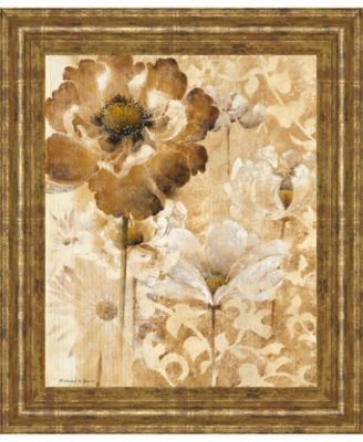"Sepia Daybreak I by Richard Henson Framed Print Wall Art, 22"" x 26"""