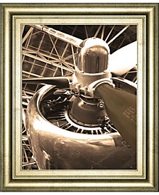 """Dc4 Aircraft by Danita Delimont Framed Print Wall Art, 22"""" x 26"""""""