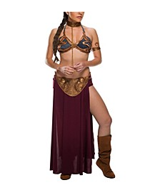 BuySeason Women's Jabba's Prisoner Princess Leia Costume