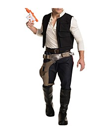 BuySeason Men's Star Wars- Han Solo Grand Heritage Costume