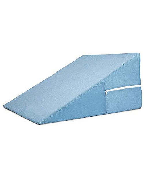 DMI Foam Bed Wedge Elevating Leg Rest Back Support Pillow