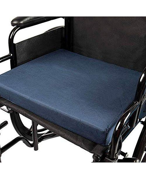 DMI Foam Wheelchair Seat Cushion