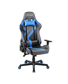 Techni Sport PC Striped Gaming Chair, Quick Ship