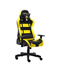 Techni Sport PC Bumblebee Gaming Chair, Quick Ship