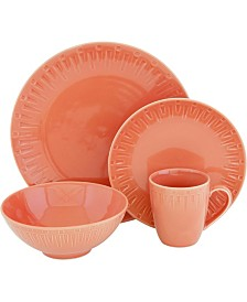 Sango Contempo Spice 16 Piece Dinnerware Set